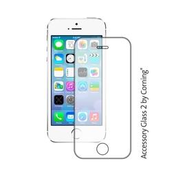 Защитное стекло для Apple iPhone 5, 5S, 5C, SE (Deppa 62365) (прозрачное)