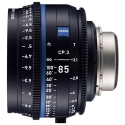 Zeiss Compact Prime CP.3 85mm/T2.1 Sony E