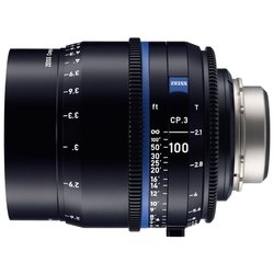 Zeiss Compact Prime CP.3 100mm/T2.1 Sony E