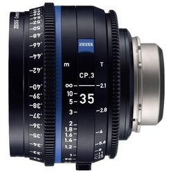 Zeiss Compact Prime CP.3 35mm/T2.1 Sony E