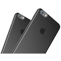 Чехол накладка для Apple iPhone 6, 6S (Baseus Wing Case WIAPIPH6S-E01) (черный)