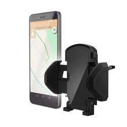 Универсальный автомобильный держатель для телефонов на решетку вентиляции (Hama H-178250)