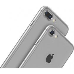 Чехол накладка для Apple iPhone 7 Plus (Baseus Wing Case WIAPIPH7P-E02) (прозрачный)