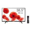 Telefunken TF-LED39S57T2 - ТелевизорТелевизоры и плазменные панели<br>Telefunken TF-LED39S57T2 - ЖК-телевизор, LED, 39, 1366x768, 250 кд/м2, 5000:1, 7 мс, 178x178 градусов, HD READY, 50Hz, DVB-T, DVB-T2, DVB-C, USB.<br>