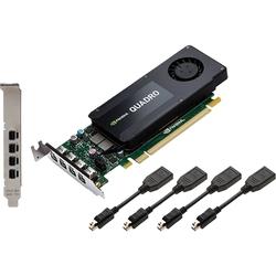 PNY Quadro K1200 PCI-E 2.0 4096Mb 128 bit (VCQK1200DP-PB) RTL