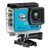 SJCAM SJ5000x Elite (голубой) : - ВидеокамераВидеокамеры<br>Экшн-камера, запись видео QHD 2.5K на карты памяти, матрица 12 МП, карты памяти microSD, microSDHC, Wi-Fi, вес: 58 г.<br>