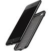 Чехол аккумулятор для Apple iPhone 7 Plus (Baseus Plaid Backpack Power Bank ACAPIPH7P-BJO1) (черный) - Чехол для телефонаЧехлы для мобильных телефонов<br>Чехол гарантирует сохранность корпуса устройства от царапин и потертостей. Он также позволяет дополнительно увеличить время работы смартфона благодаря встроенному аккумулятору емкостью 3650 мАч.<br>
