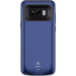 Чехол аккумулятор для Samsung Galaxy S8 (Baseus Geshion Backpack Power Bank ACSAS8-ABJ15) (синий)