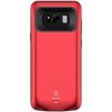Чехол аккумулятор для Samsung Galaxy S8 (Baseus Geshion Backpack Power Bank ACSAS8-ABJ09) (красный) - Чехол для телефонаЧехлы для мобильных телефонов<br>Чехол гарантирует сохранность корпуса устройства от царапин и потертостей. Он также позволяет дополнительно увеличить время работы смартфона благодаря встроенному аккумулятору емкостью 5000 мАч.<br>