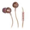 Ritmix RH-150M (золотистый) - НаушникиНаушники<br>Ritmix RH-150M - гарнитура, внутриканальная, длина кабеля 1.2 м, 20-20000 Гц, 16 Ом, 92 дБ +/- 3 дБ, микрофона -42 дБ +/-3 дБ, 10 мм, 3.5мм.<br>