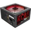 Aerocool KCAS-750G 750W RTL - Блок питанияБлоки питания<br>Блок питания 750Вт, 1 вентилятор 120 мм, 80 PLUS: Gold, RGB-подсветка.<br>
