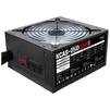 AeroCool Kcas-850GM 850W RTL - Блок питанияБлоки питания<br>Блок питания ATX мощностью 850 Вт, охлаждение: 1 вентилятор (140 мм), отстегивающиеся кабели.<br>