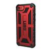 Чехол для Apple iPhone 7 Plus, 6 Plus, 6S Plus (Urban Armor Gear Monarch Crimson IPH7/6SPLS-M-CR) (красный) - Чехол для телефонаЧехлы для мобильных телефонов<br>Ударопрочный чехол, прочно сидит на смартфоне, надежно защищает гаджет от повреждений, царапин, сколов, грязи.<br>
