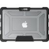 Чехол для Apple MacBook Pro 13 2016 (Urban Armor Gear Rugged MBP13-4G-L-IC) (прозрачный) - Чехол для ноутбукаЧехлы для ноутбуков<br>Легкий и компактный чехол изготовлен специально для ноутбуков Apple MacBook Pro 13 2016. Защищает Ваше устройство от нежелательных внешних повреждений.<br>