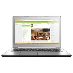 "lenovo ideapad 510 15 (intel core i5 7200u 2500 mhz/15.6""/1920x1080/4gb/500gb hdd/dvd нет/nvidia geforce 940mx/wi-fi/bluetooth/dos)"