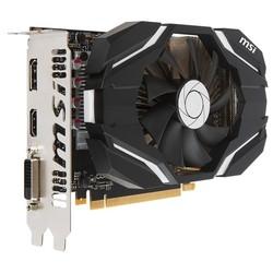 MSI GeForce GTX 1060 1544Mhz PCI-E 3.0 3072Mb 8008Mhz 192 bit DVI HDMI DP HDCP OCV1 (GTX 1060 3G OCV1) RTL