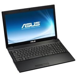 "asus p53e (core i3 2350m 2300 mhz/15.6""/1366x768/3.0gb/500gb/dvd-rw/intel hd graphics 3000/wi-fi/win 7 hb)"
