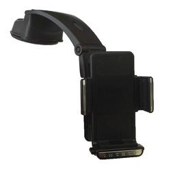 Универсальный автомобильный держатель для устройств 55-86мм (Intego AX-1241) (черный)