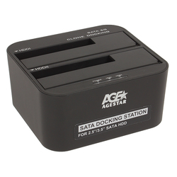 AgeStar 3UBT6-6G (черный)