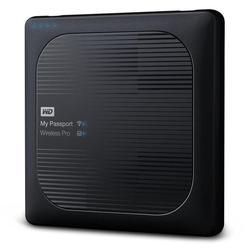 WD My Passport Wireless Pro 1Tb (WDBVPL0010BBK-RESN) (черный)