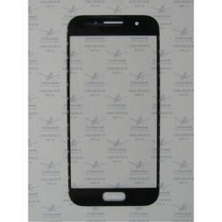 Стекло экрана для Samsung Galaxy A3 A320 2017 (102640) (черный)