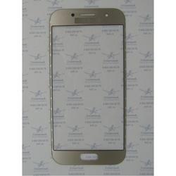 Стекло экрана для Samsung Galaxy A3 A320 2017 (102641) (золотистый)