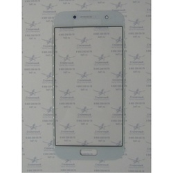 Стекло экрана для Samsung Galaxy A3 A320 2017 (102643) (белый)