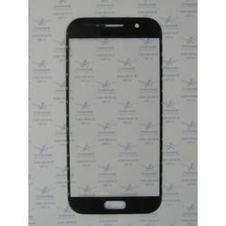 Стекло экрана для Samsung Galaxy A5 A520F 2017 (102644) (черный)