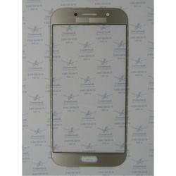 Стекло экрана для Samsung Galaxy A5 A520F 2017 (102645) (золотистый)