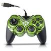 3Cott Single GP-05 (зеленый) - Руль, джойстик, геймпадРули, джойстики, геймпады<br>3Cott Single GP-05 - проводной геймпад для ПК, подключение через USB, 14 кнопок, 2 вибро мотора.<br>