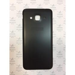 Задняя крышка для Samsung Galaxy J3 2016 J320 (101714) (черный) (1 категория Q)