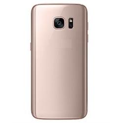 Задняя крышка для Samsung Galaxy S7 Edge G935 (102639) (розовый) (1 категория Q)