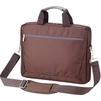 Сумка для ноутбука 15.6  (Sumdex PON-111BR) (коричневый) - Сумка для ноутбукаСумки и чехлы<br>Sumdex PON-111 - сумка, для 15.6 ноутбуков, из синтетических материалов, дополнительное внешнее отделение, отделение-органайзер, водонепроницаемый материал.<br>