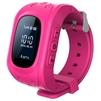 Nautilus Junior 05 (розовый) - Умные часы, браслетУмные часы и браслеты<br>Умные часы, OLED-экран, встроенный телефон.<br>