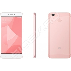 Xiaomi Redmi 4X 16Gb (розовый) :::