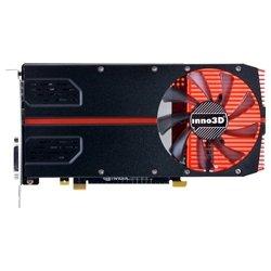 Inno3D GeForce GTX 1050 Ti 1290Mhz PCI-E 3.0 4096Mb 7008Mhz 128 bit DVI HDMI HDCP 1-Slot RTL