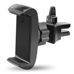 Универсальный автомобильный держатель для телефонов на решетку вентиляции (Ginzzu GH-318B)