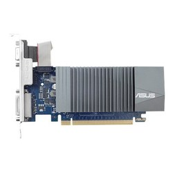 ASUS GeForce GT 710 954Mhz PCI-E 2.0 2048Mb 5012Mhz 64 bit DVI HDMI VGA HDCP (GT710-SL-2GD5-BRK) RTL