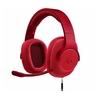 Logitech G433 (красный) - Компьютерная гарнитураКомпьютерные гарнитуры<br>Logitech 7.1 Surround Gaming Headset G433 - гарнитура, игровая, полноразмерная, проводная, дина кабеля 2м, 40 мм, 20-20000 Гц, 32 Ом.<br>