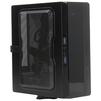 InWin EQ-101 200W Black - КорпусКорпуса<br>Mini-ITX, Slim-Desktop, сталь, блок питания 200 Вт, 2xUSB на лицевой панели, 223x97x247 мм, 1.8 кг.<br>