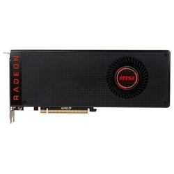 MSI Radeon RX Vega 64 1247Mhz PCI-E 3.0 8192Mb 1890Mhz 2048 bit HDMI HDCP RTL