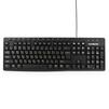 Гарнизон GKM-125 USB Black - Мыши и КлавиатурыМыши и Клавиатуры<br>Проводная клавиатура, интерфейс подключения: USB, 104 клавиши, 13 дополнительных клавиш.<br>