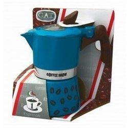 GAT COFFEE SHOW (6 чашек) (голубой)