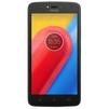 Motorola Moto C 16Gb/1Gb LTE Dual Sim (MT6737m) (черный) ::: - Мобильный телефонМобильные телефоны<br>GSM, LTE, смартфон, Android 7.0, экран 5, 854x480, Bluetooth, Wi-Fi, GPS, фотокамера 5 МП, память 16 Гб, аккумулятор 2350 мАч.<br>