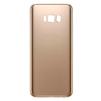 Задняя крышка для Samsung Galaxy S8 G950 (102868) (золотистый) - Крышка аккумулятораКрышки аккумуляторов<br>Плотно облегает корпус и гарантирует надежную защиту Вашего устройства.<br>