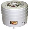 Ротор Дива СШ-007 (белый) - Сушилка для овощей, фруктов, грибовЭлектросушилки для овощей, фруктов, грибов<br>Конвективная сушилка, механическое управление, мощность 520 Вт, число поддонов - 3, регулировка температуры сушки.<br>