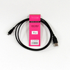 Кабель USB-microUSB (TV-COM USB120G-1M) (черный) - Usb, hdmi кабель, переходникUSB-, HDMI-кабели, переходники<br>Кабель с разъемами USB AM-microUSB B 5P, длина 1м.<br>
