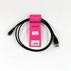 Кабель USB-microUSB (TV-COM USB120G-1M) (черный) - Usb, hdmi кабельUSB-, HDMI-кабели, переходники<br>Кабель с разъемами USB AM-microUSB B 5P, длина 1м.<br>
