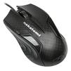 Nakatomi MON-06U Black USB - Мыши и КлавиатурыМыши и Клавиатуры<br>Проводная мышь, интерфейс USB, 2 кнопки + кнопка-колесо, 800dpi.<br>