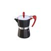 Кофеварка гейзерная GAT Nerissima (6 чашек) (розовый) - Турка, кофеварка, кофемолкаТурки, кофеварки, кофемолки<br>Корпус - высококачественный алюминий, имеет приятное черное покрытие. Объем 1 чашки - 50 мл. Размер - 6 чашек. Подходят для газовых, электрических и стеклокерамических плит.<br>